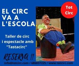 El Circ va a l\'escola