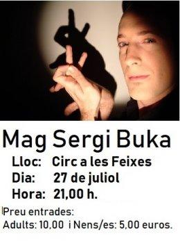 Mag Sergi Buka